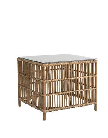 Originals Donatello Side Table excl glass - Natural