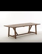 Teak Lucas Dining Table Reclaimed Teak 240x100x73 cm