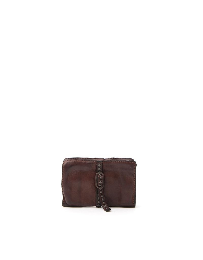 Campomaggi Cowhide Leather Wallet. (CP0141-VL) Brown.