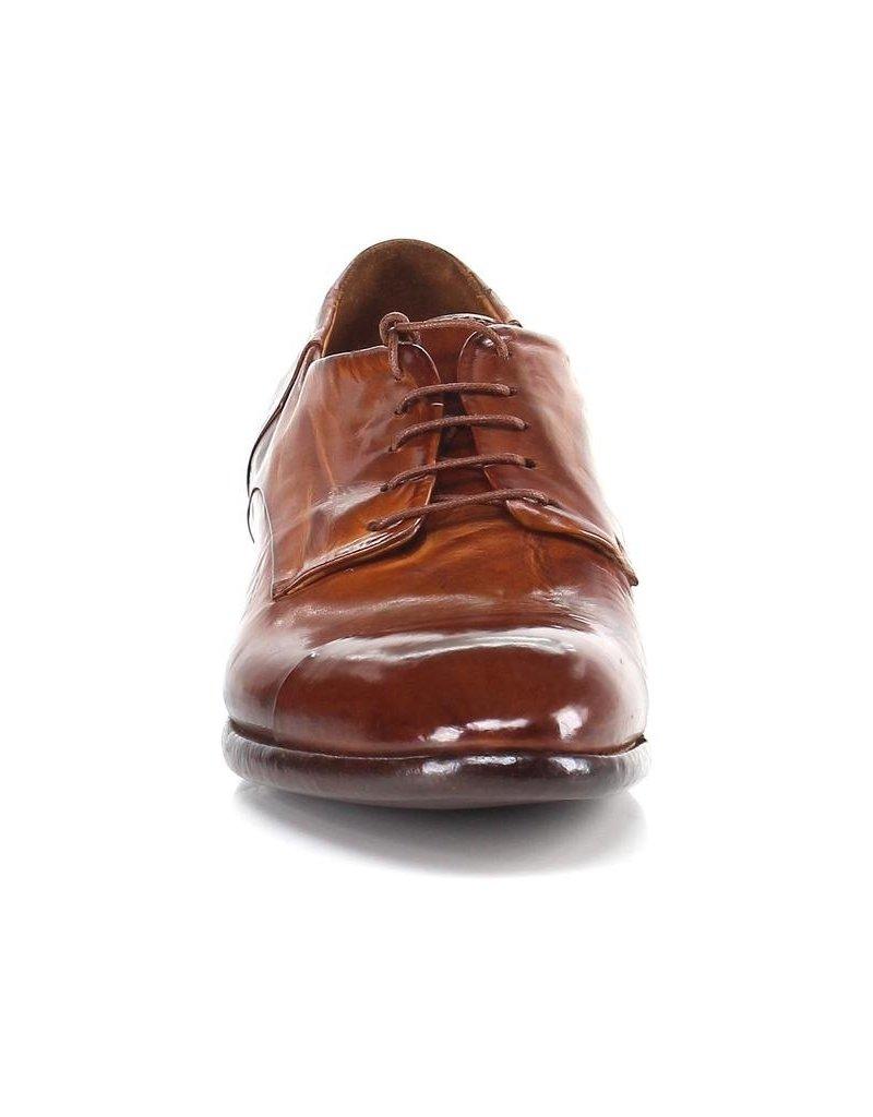 Lemargo Lemargo handmade footwear. Ribot. Cognac. Size 40