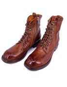 Lemargo Lemargo handmade footwear. Buffalo. Cognac. Size 35