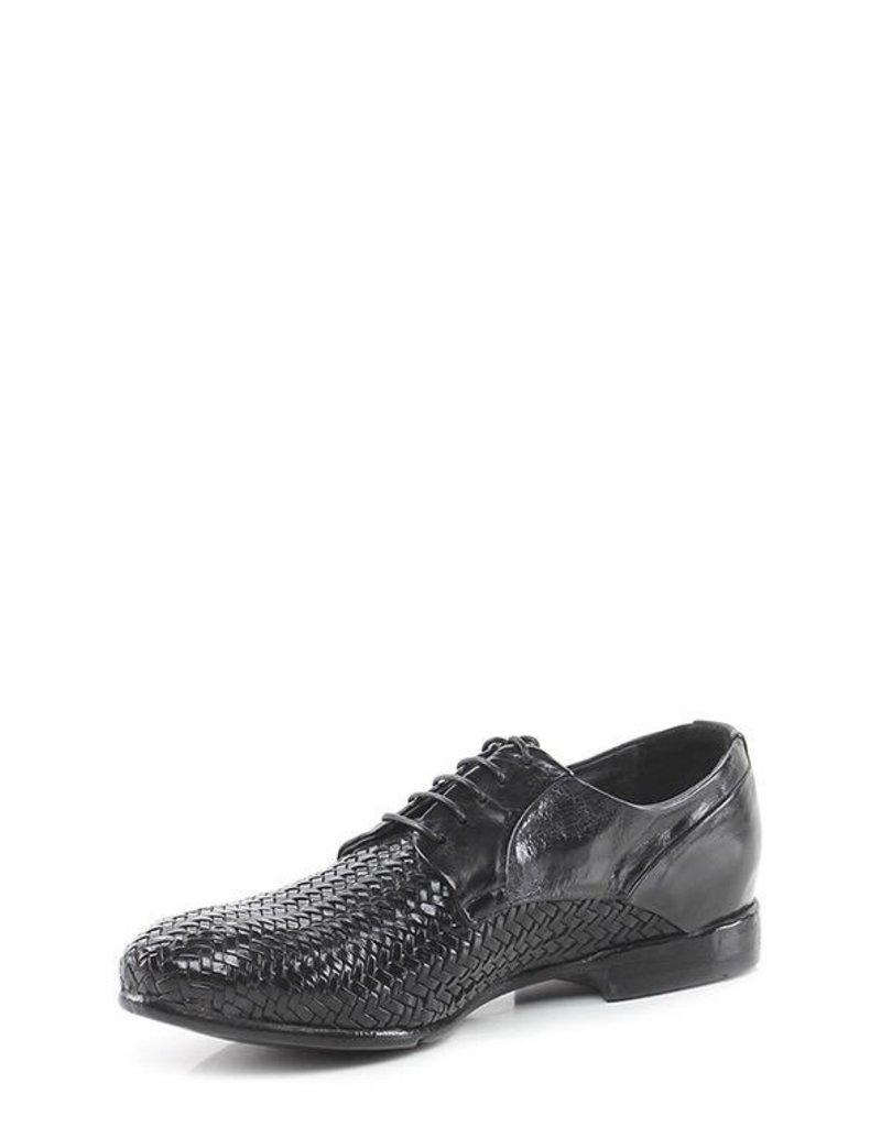 Lemargo Lemargo handmade footwear. Braid. Ebony. Size 37