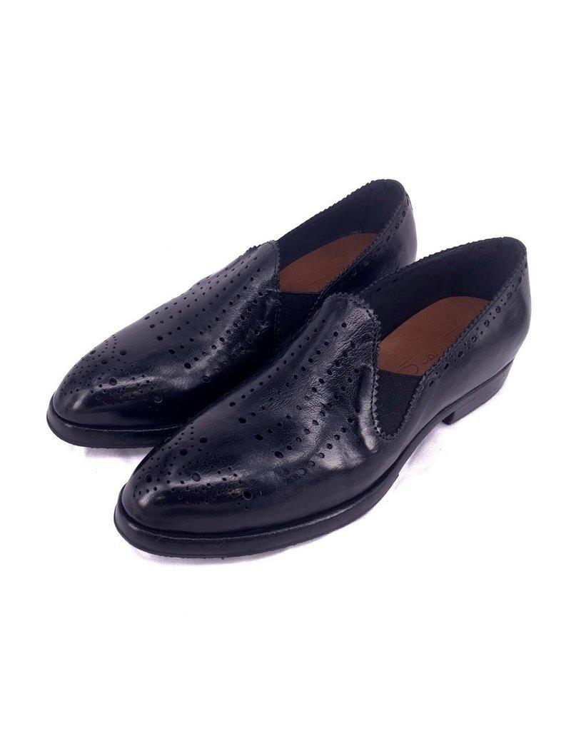Lemargo Lemargo handmade footwear. Buffalo. Black. Size 36