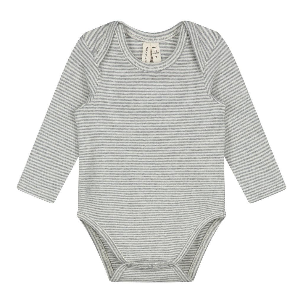 Gray Label Baby L/S Onesie