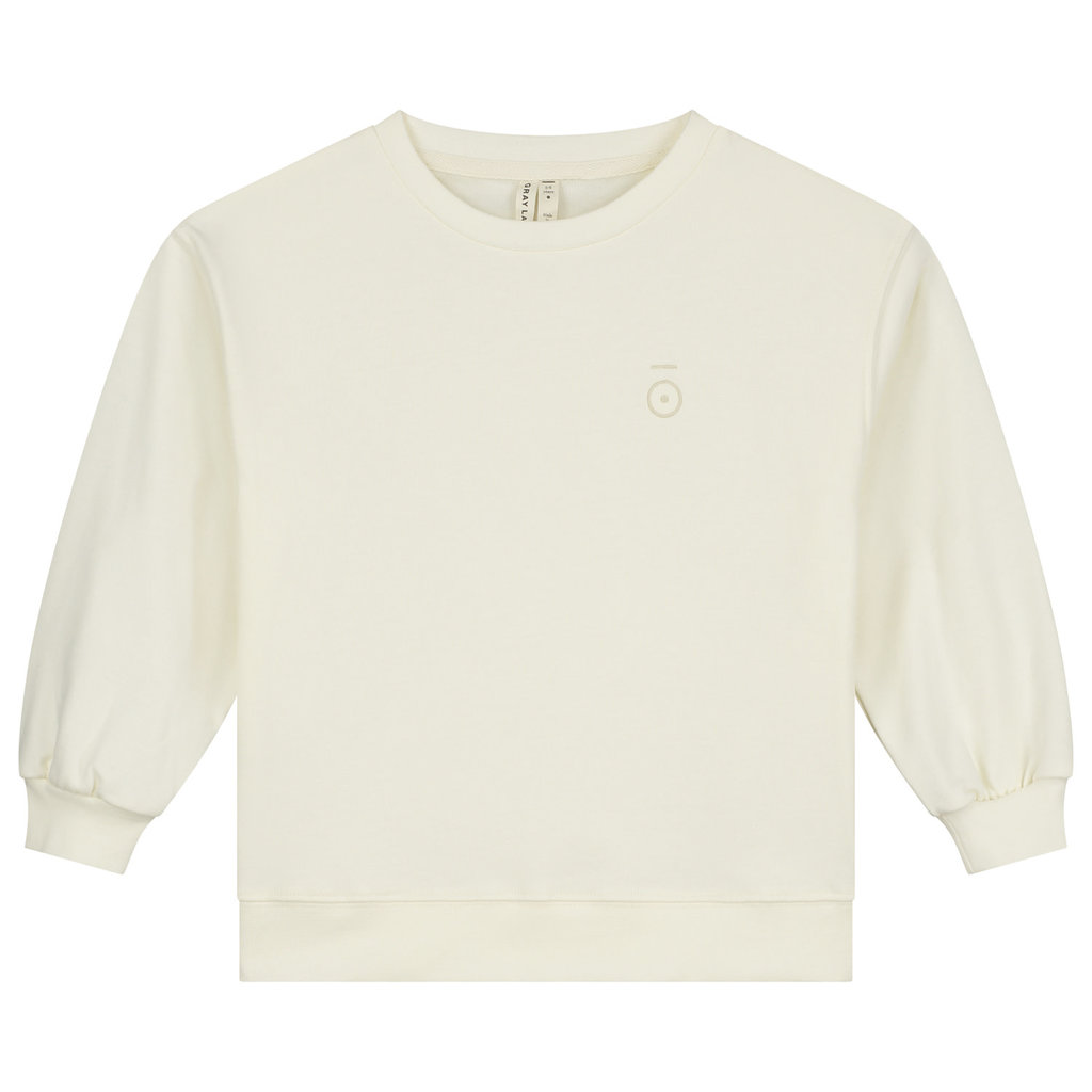 Gray Label Dropped Shoulder Sweater Cream
