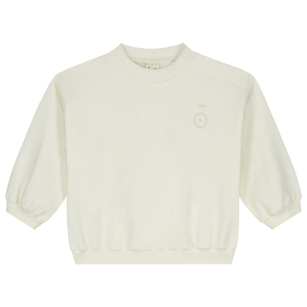 Gray Label Baby Dropped Shoulder Sweater Cream