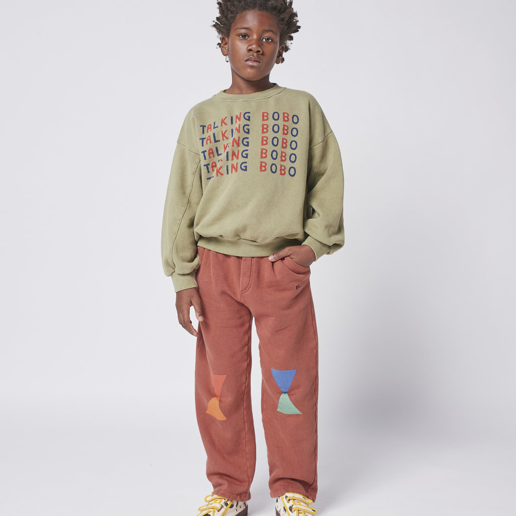 Bobo Choses Talking Talking sweatshirt