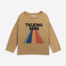 Bobo Choses Talking Bobo Rainbow long sleeve