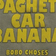 Bobo Choses Spaghetti Car Banana sweatshirt