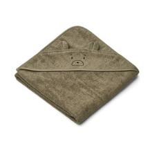 Liewood Augusta Hooded Towel Khaki