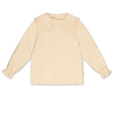 Repose AMS Fancy Collar Blouse