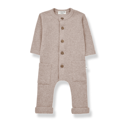 1+ in the Family MILOS Jumpsuit Rose