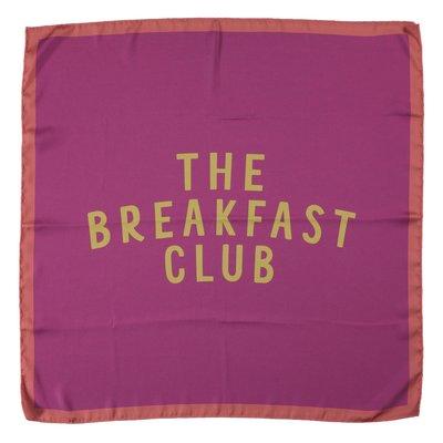 Piupiuchick Silky Bandana The Breakfast Club