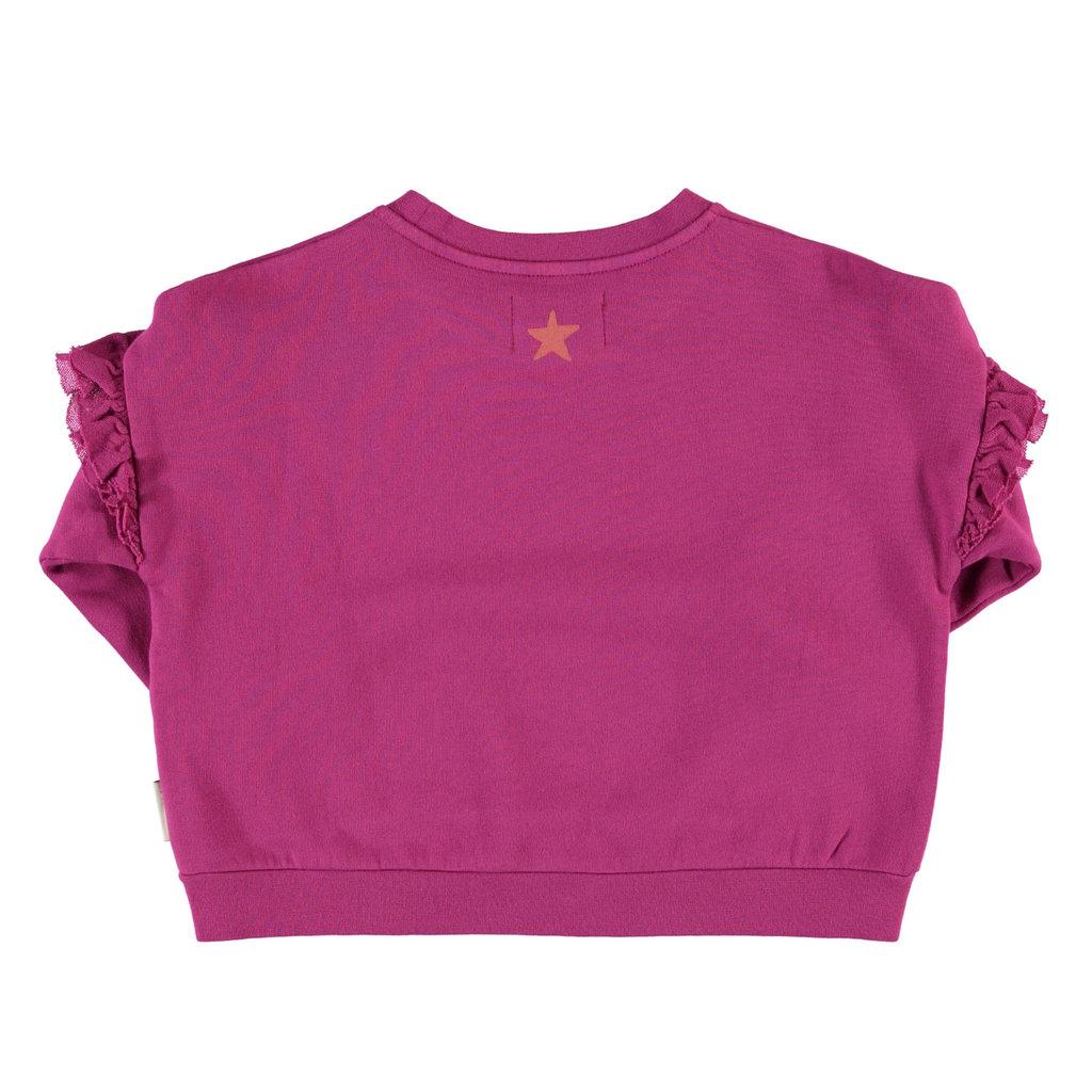Piupiuchick Sweatshirt Frills The Breakfast Club