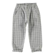 Piupiuchick Unisex Checkered Trousers