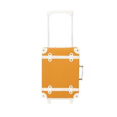 Olli Ella See-Ya Suitcase - Apricot