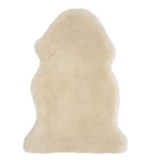 BINIBAMBA Sheepskin Wrigglemat Milk