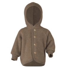 Engel Hooded Jacket Walnut