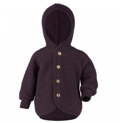 Engel Hooded Jacket Lila