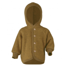 Engel Hooded Jacket Safran