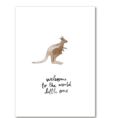 Studio Wilderness Welcome To The World Little One