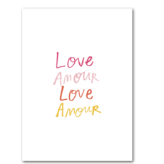 Studio Wilderness Love Amour