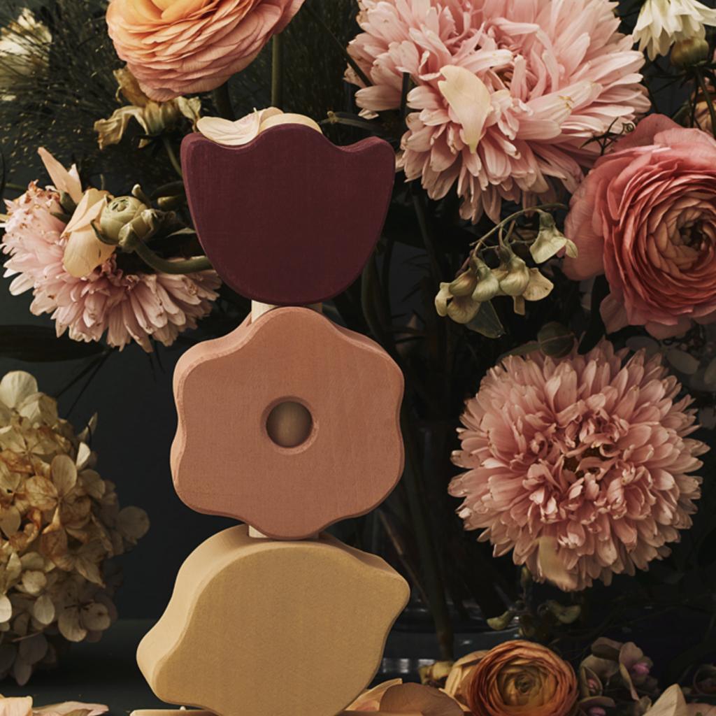 Raduga Grëz Flowers Stacking Tower