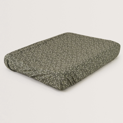 Garbo&Friends Changing Mat Cover Floral Moss