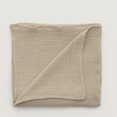 Garbo&Friends Muslin Swaddle Blanket Olive