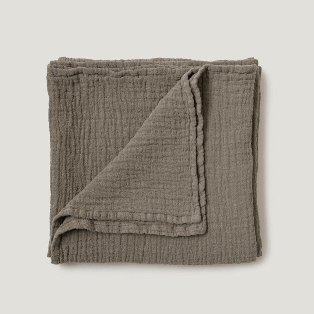 Garbo&Friends Muslin Swaddle Blanket Geranium