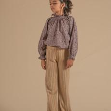 Longlivethequeen Ribvelvet Pants Natural