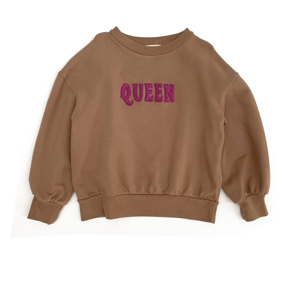 Longlivethequeen Sweater Coconut