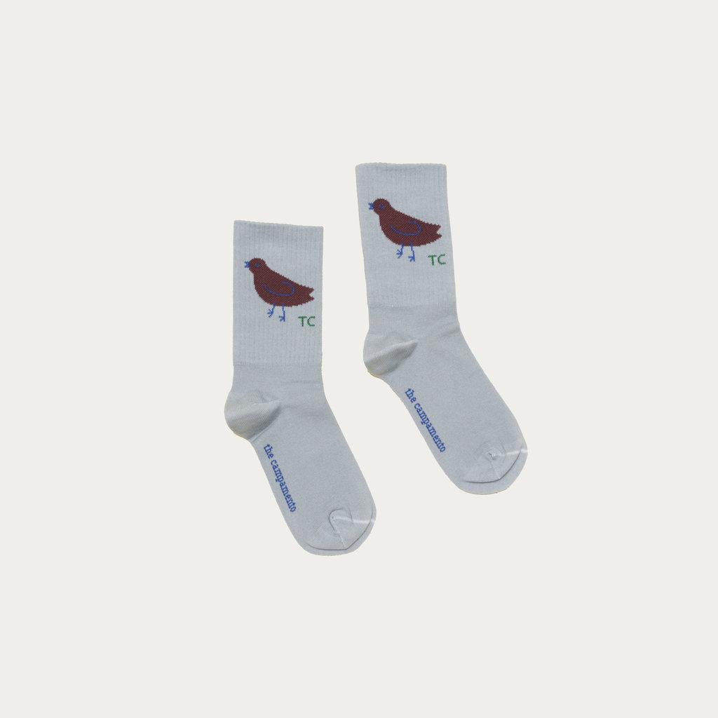 The Campamento Bird Socks