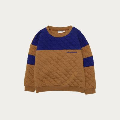 The Campamento Ocre Contrasted Sweatshirt