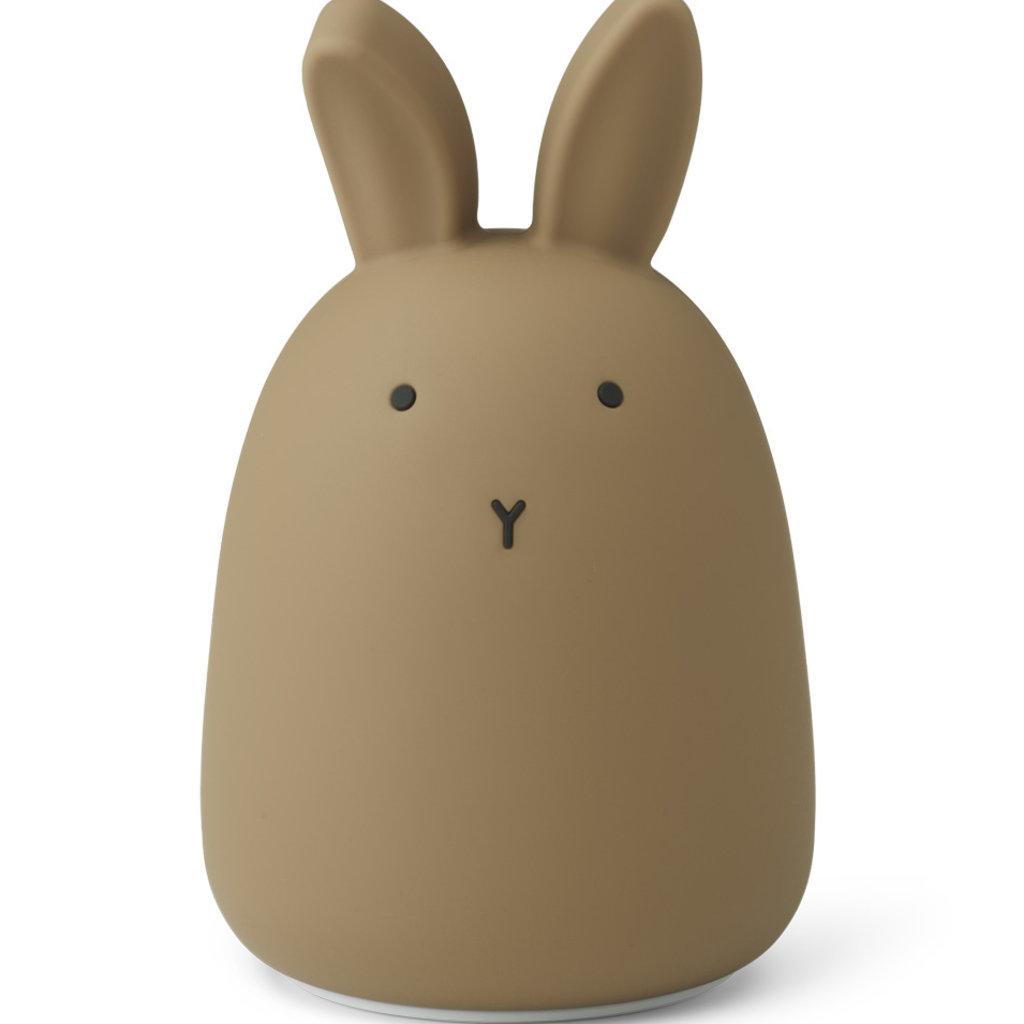 Liewood Winston Night Light Rabbit Oat