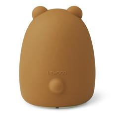 Liewood Winston Night Light Mr Bear Golden Caramel