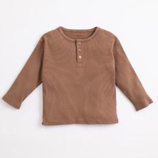 Play Up Rib Sweater Coffee