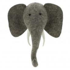 Fiona Walker Elephant Head