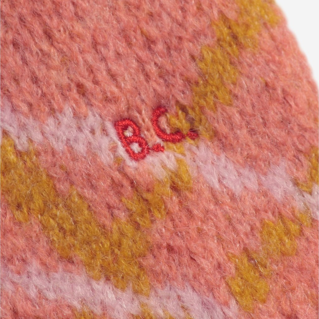 Bobo Choses Scratch All Over knitted jumper