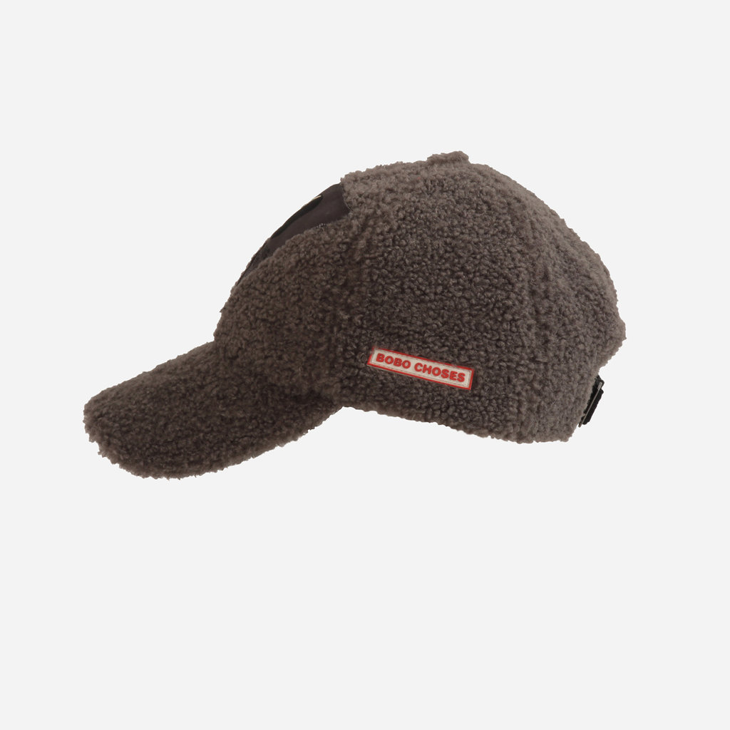Bobo Choses Dog Sheepskin cap