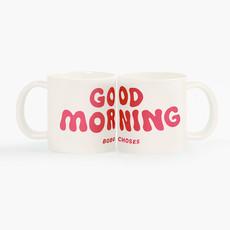 Bobo Choses Good Morning mug set