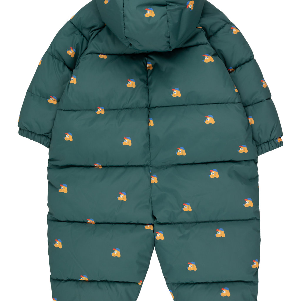 Tinycottons Dogs Padded Overall
