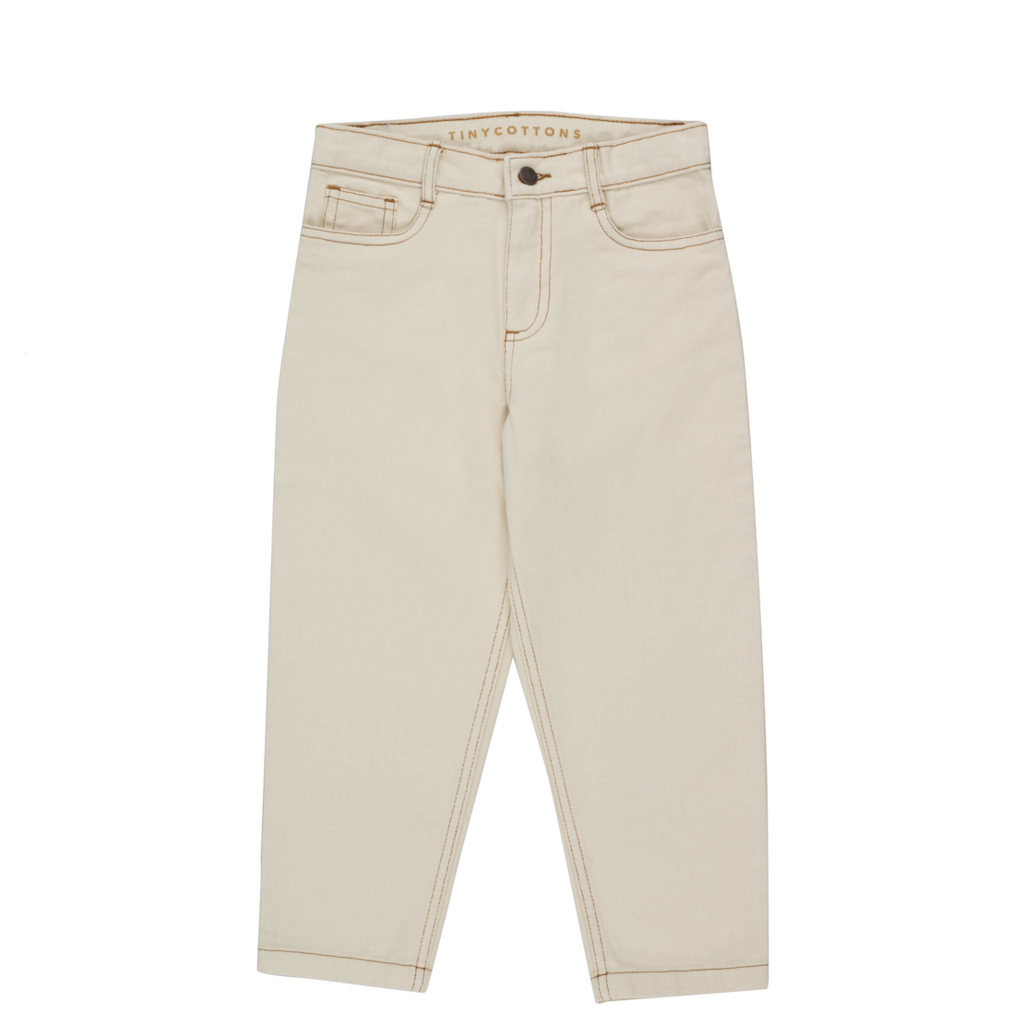 Tinycottons Solid Baggy Pant