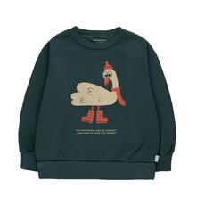 Tinycottons Swan Explorer Sweatshirt