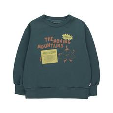 Tinycottons Moving Mountains Secret Sweatshirt