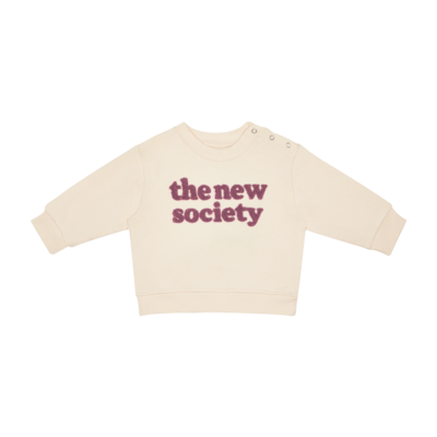 The new society Signature Baby Sweater