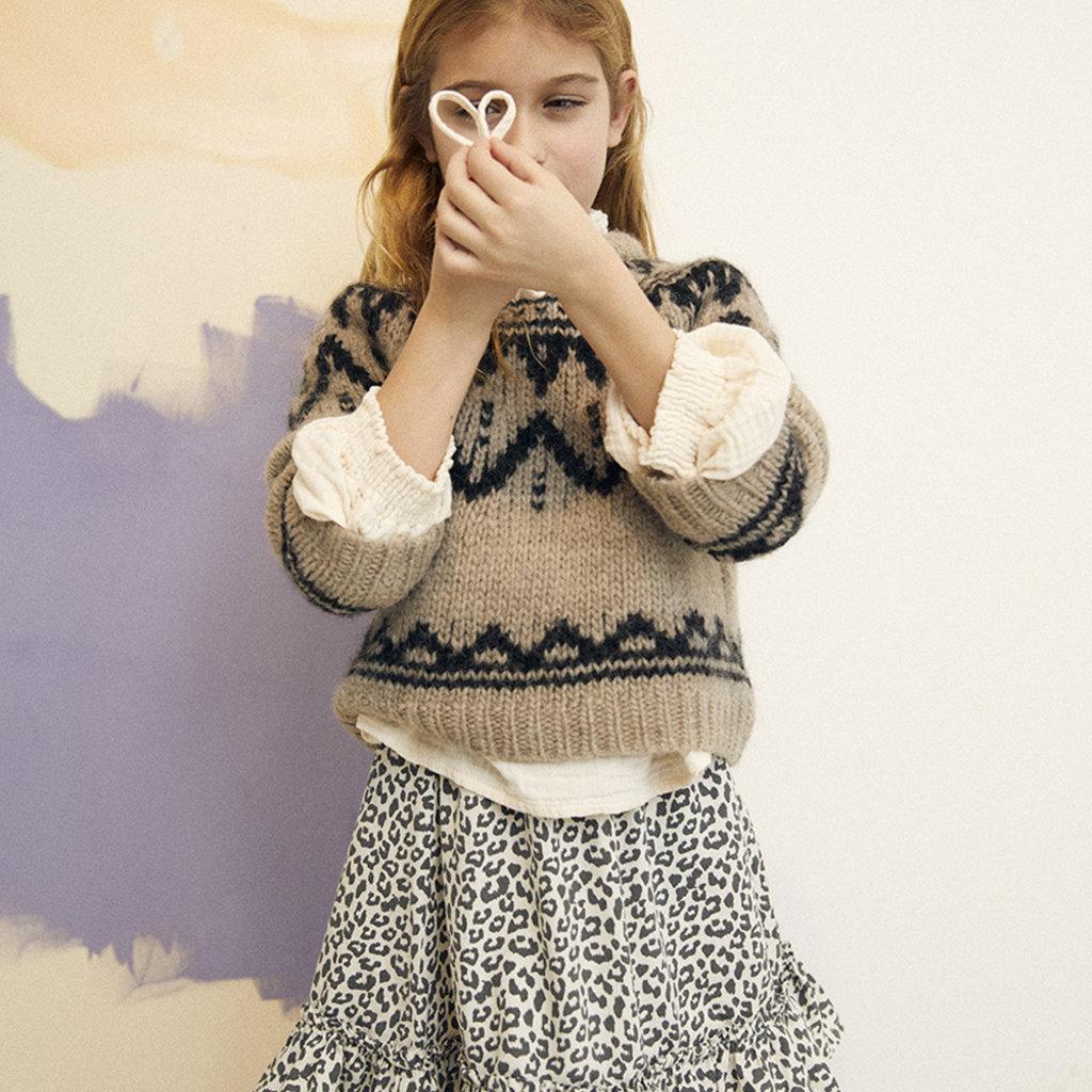 The new society Gannin Skirt