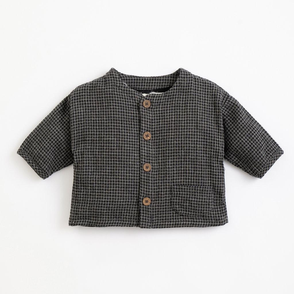 Play Up Vichy Woven Shirt