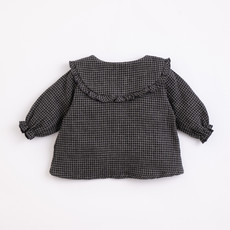 Play Up Vichy Woven Tunic