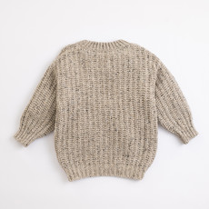 Play Up Tricot Sweater Simplicity